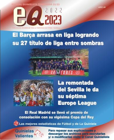 Revista El Quinielista